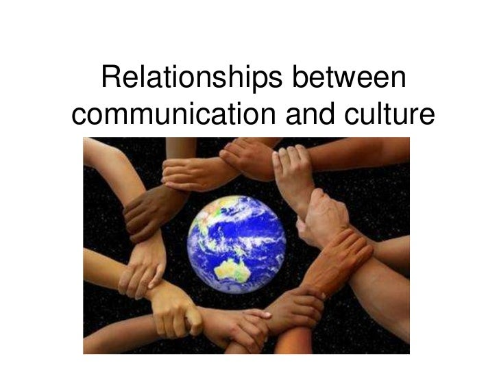 relationship of culture and society