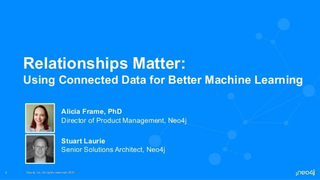Relationships Matter: Using Connected Data for Better Machine Learning