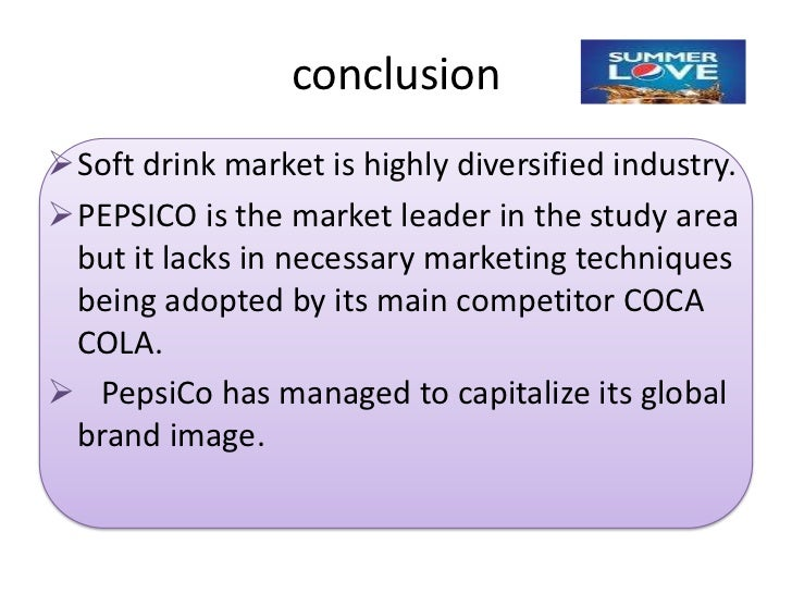 the pepsi carbonated soft drink consumer demand promotion essay Pepsi-cola supplanted diet coke as the no 2 soda brand in the us by volume in 2014 as americans continued to flee diet soft drinks, according to industry data published thursday.