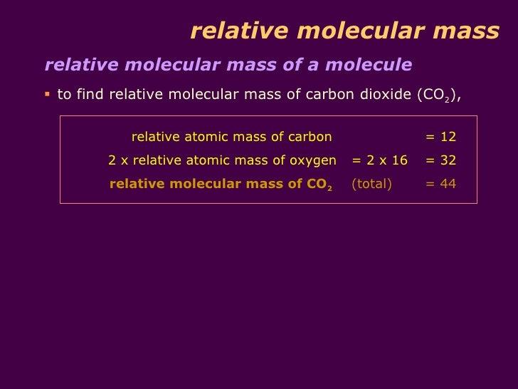 molecular weight of co2