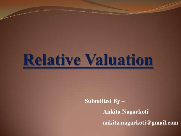 Submitted By –      Ankita Nagarkoti      ankita.nagarkoti@gmail.com