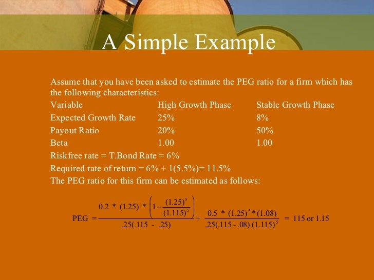 Relative valuation and private company valuation 57 fandeluxe Choice Image
