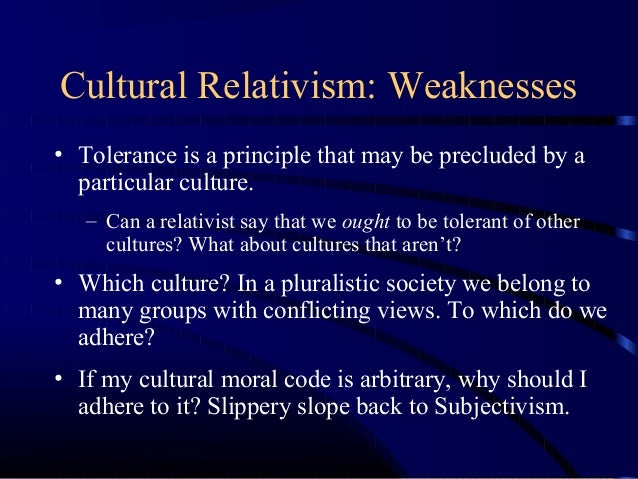 essays conventional ethical relativism