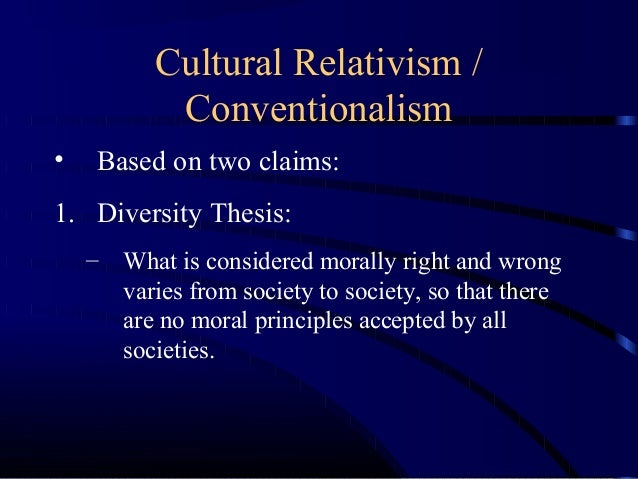 ethnocentrism and the moral codes of foreign cultures Hastie and pennington further remarked that many cultures pass down moral codes through storytelling, and that some dispute resolutions also involve stories describing the proper conduct hence, jurors' views of a morally defensible act may be driven by cultural moral codes.