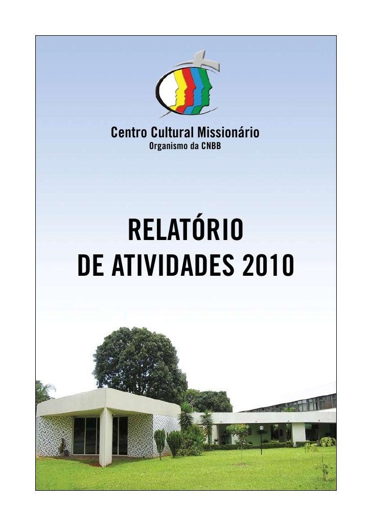 Relatorio2010