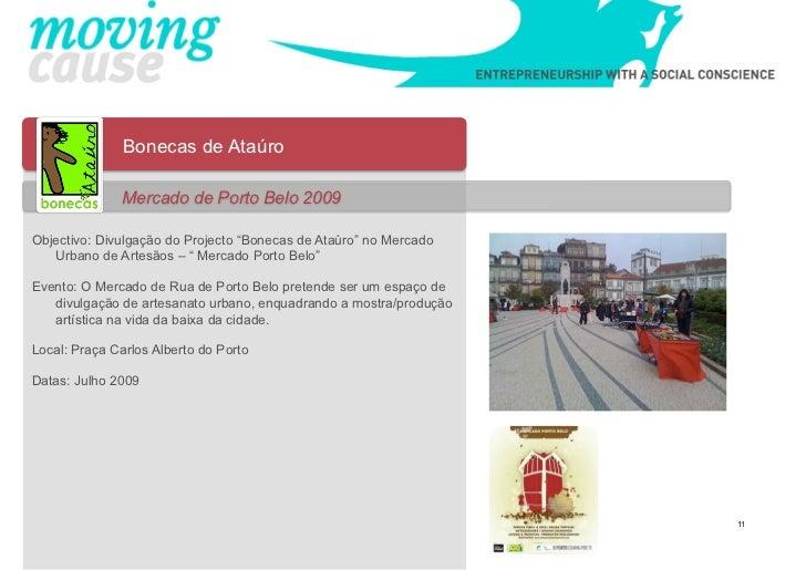"""Bonecas de Ataúro              Mercado de Porto Belo 2009Objectivo: Divulgação do Projecto """"Bonecas de Ataúro"""" no Mercado ..."""