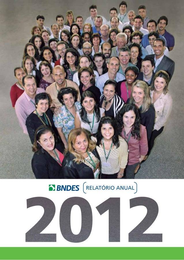Empregados do BNDES  Fotografia de capa: BNDES/Jaqueline Machado