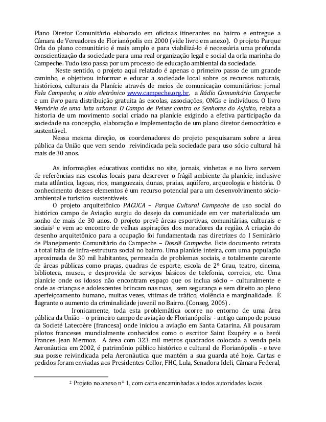 relatorio final projeto unesco   isa campeche   ufsc