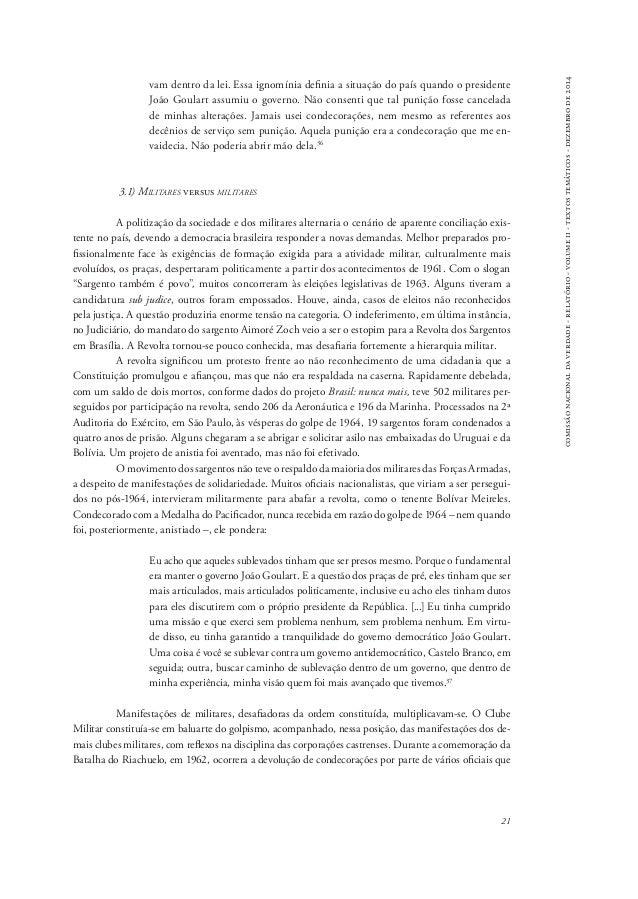 f510b5da5e Relatório Final CNV - Volume II | Textos Temáticos