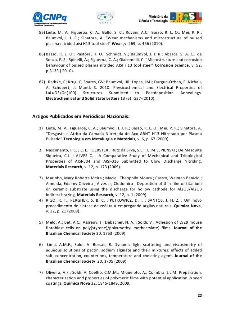 Relatrio do inct de engenharia de superfcies ano 1 22 23 fandeluxe Choice Image