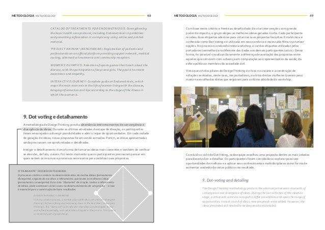 METODOLOGIA METHODOLOGY METODOLOGIA METHODOLOGY50 51 Improving the level of detail is a way to make ideas more coherent an...