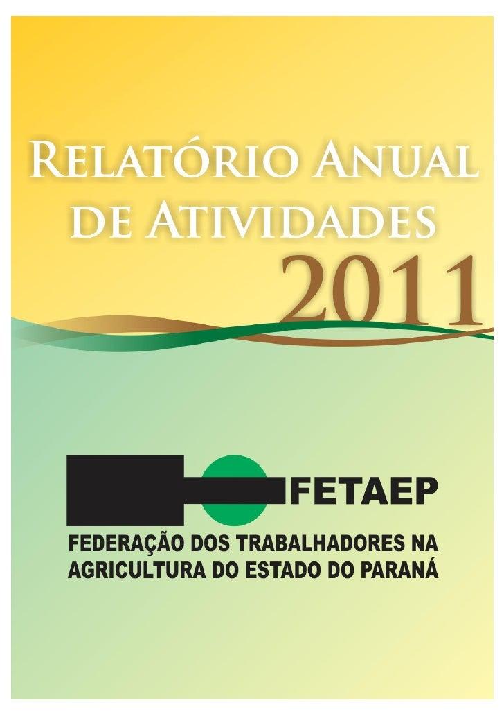 INTRODUÇÃO        Neste Relatório vocês irão encontrar algumas das principais ações e atividades desenvolvidaspelos direto...