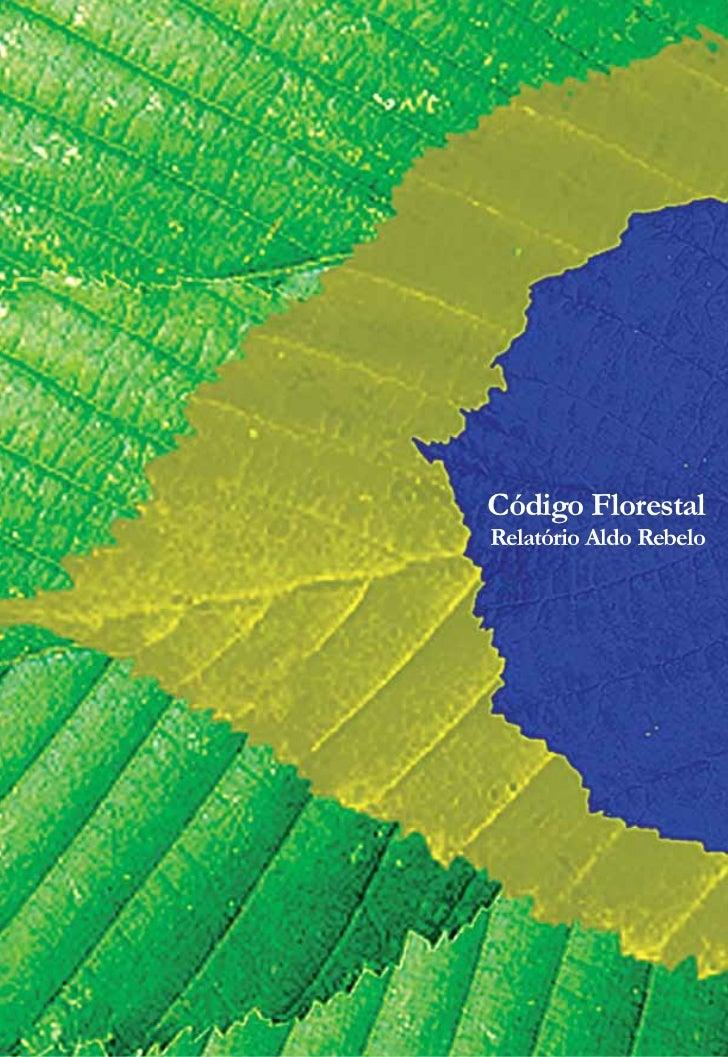 Código FlorestalRelatório Aldo Rebelo