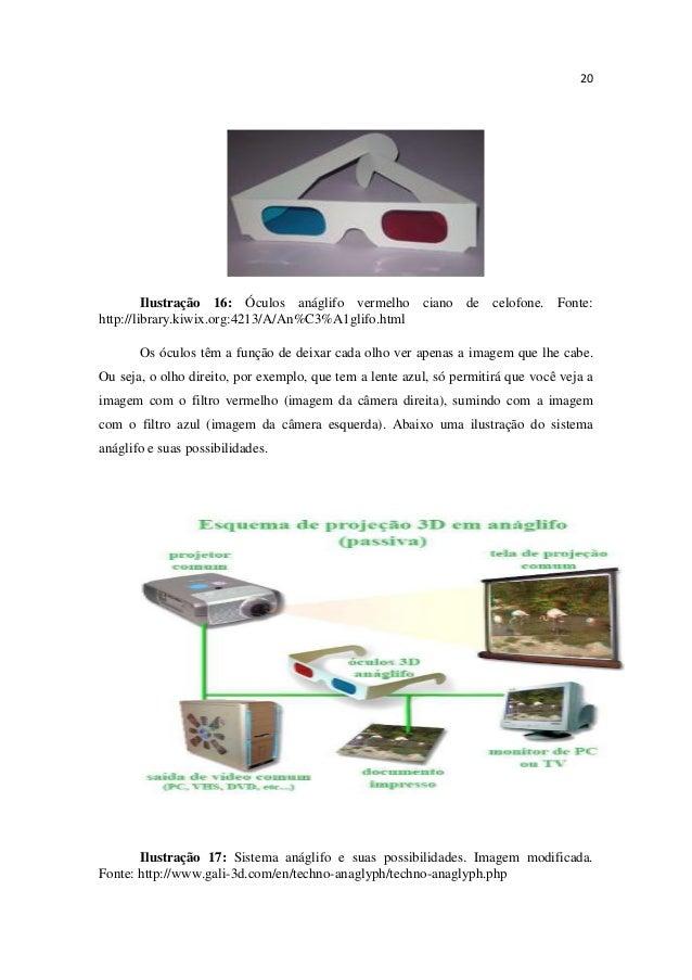 Curta - Metragem   5 Minutos   uma produção em 3D estereoscópica. b7ff51842e