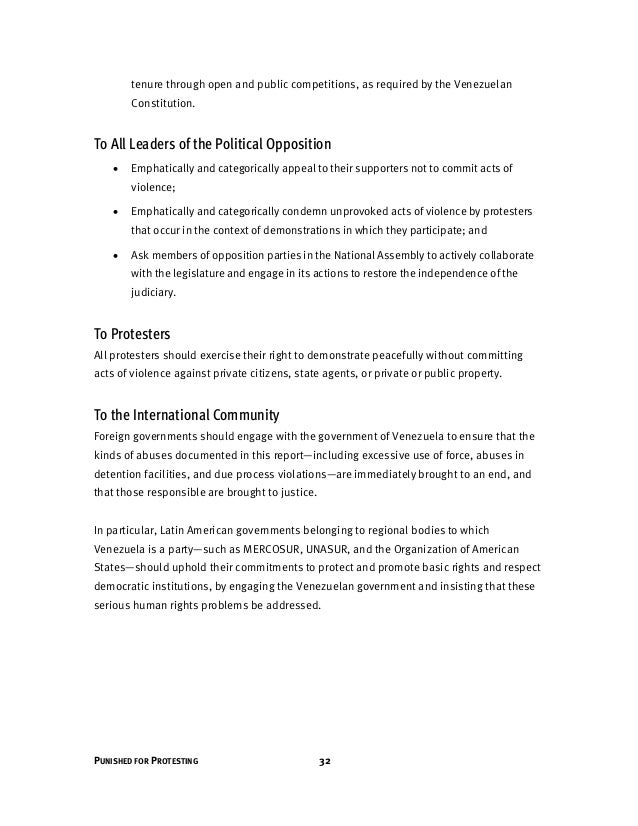 33 HUMAN RIGHTS WATCH | MAY 2014 Methodology This report is based on in-depth interviews with more than 90 people, includi...