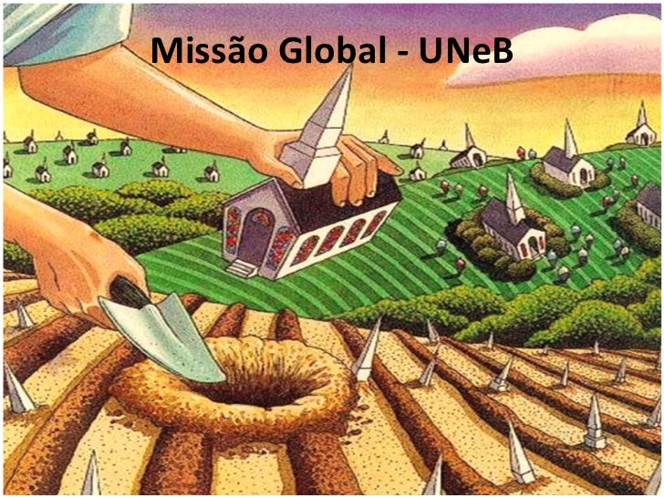 Missão Global - UNeB