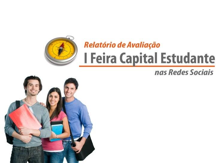 I Feira Capital Estudante - Patio Brasil 2012