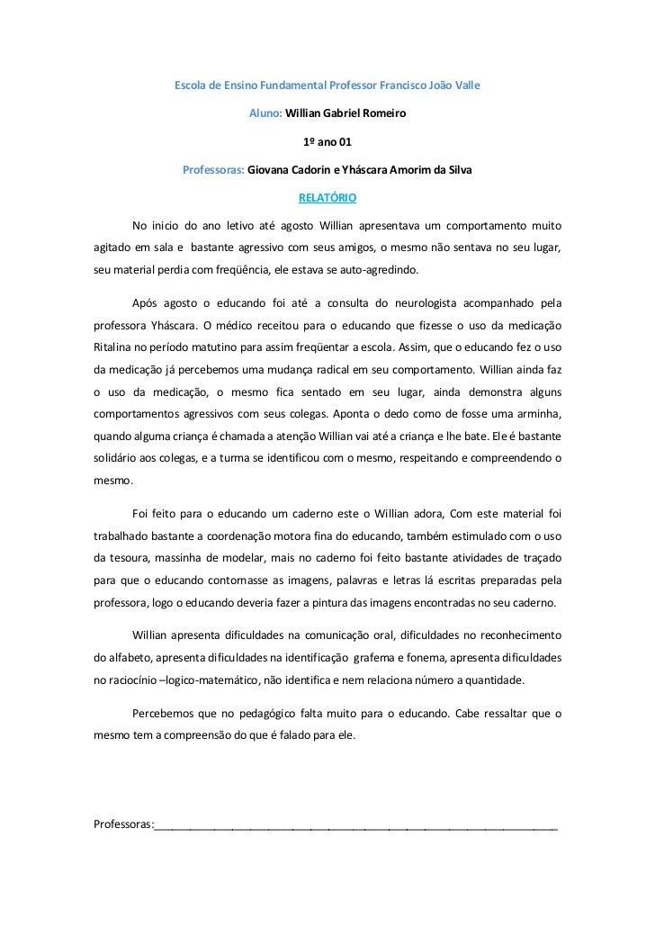 Relatório roger moscon Slide 2