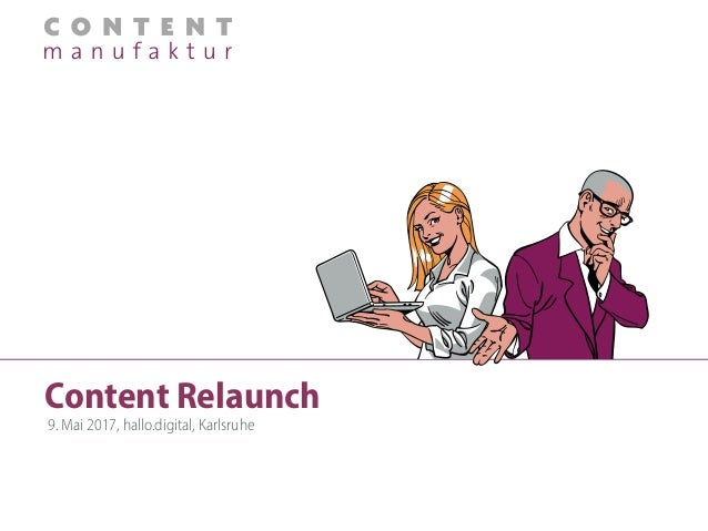 Content Relaunch 9. Mai 2017, hallo.digital, Karlsruhe