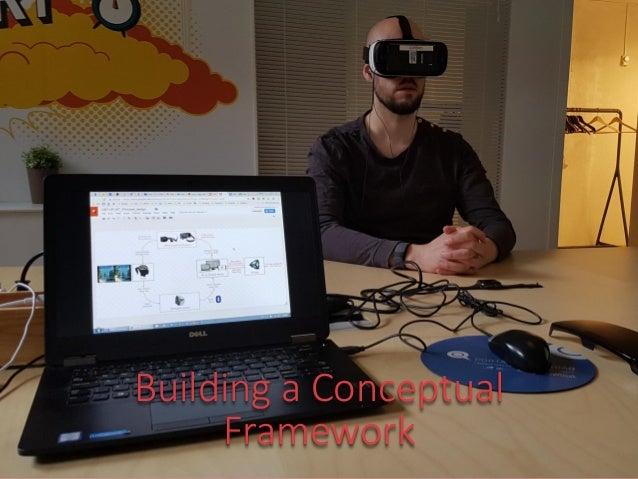 Building a Conceptual Framework