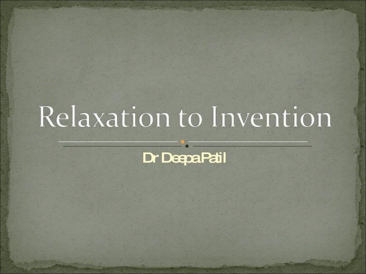 Dr Deepa Patil