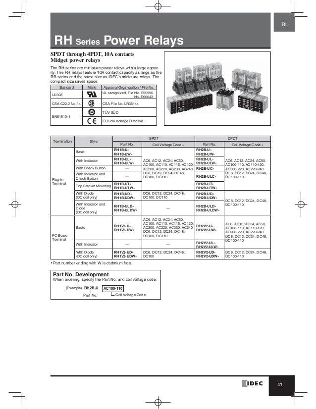 Idec Relay Socket Wiring Diagram, Idec, Get Free Image