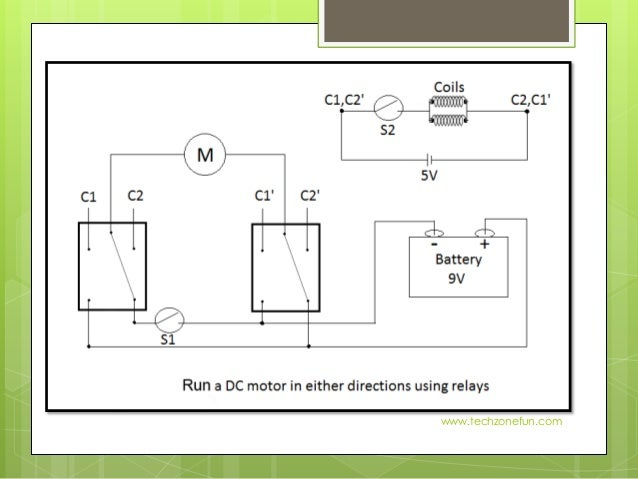 Relay pin configuration