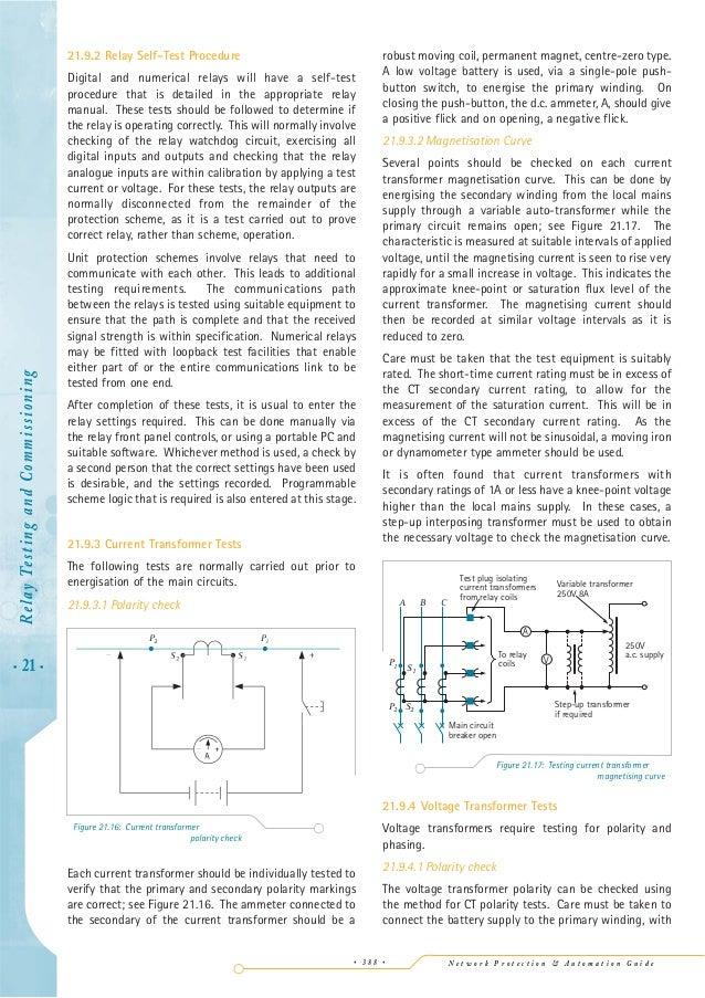 relay testing procedure rh slideshare net 8 Pin Relay Wiring Diagram Starter Relay Wiring Diagram