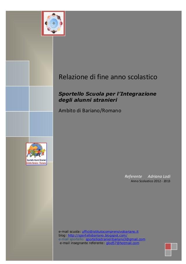 Istituto Scolastico Comprensivo di BarianoVia Piave, 1124050 BARIANO Tel. 0363 958350-Fax 0363 959455e-mail scuola: uffici...