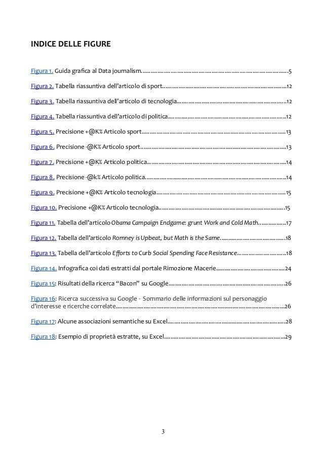 Associazioni semantiche per il Computational Journalism Slide 3