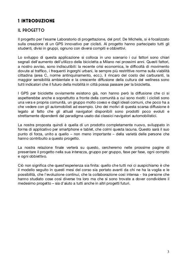 Relazione finale pedalaMi Slide 3