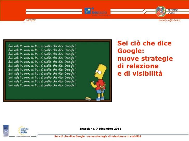 IMPRESE                                                                           formazione@biclazio.it                  ...