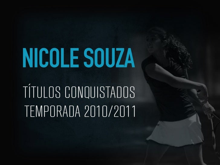 Títulos na Temporada 2010/2011