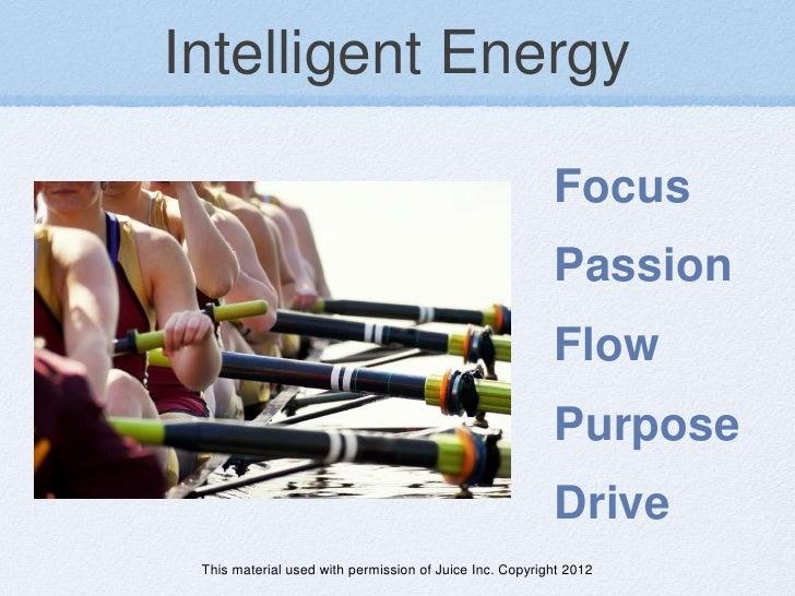 Intelligent Energy                                                         Focus                                          ...