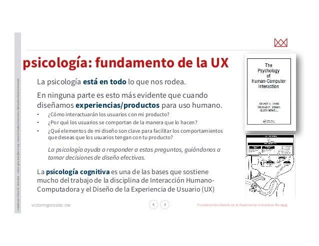 Relevancia de los fundamentos en el diseño de sistemas interactivos Slide 3