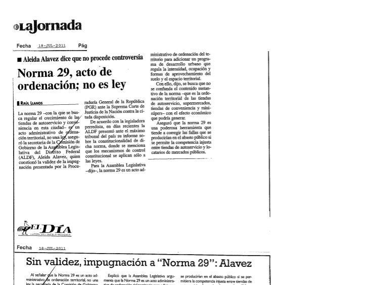La Crónica de Hoy                                                                                             http://www.c...