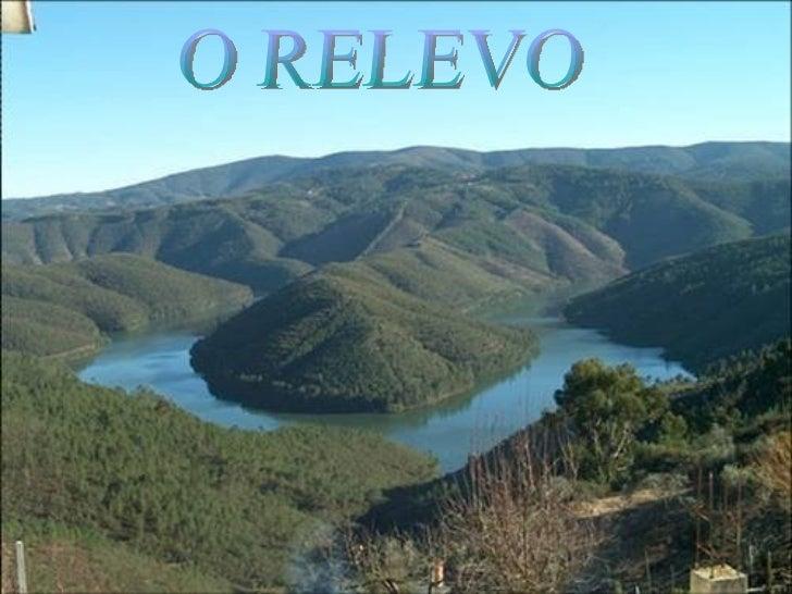 O RELEVO
