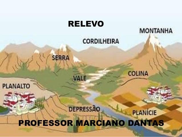 RELEVO PROFESSOR MARCIANO DANTAS