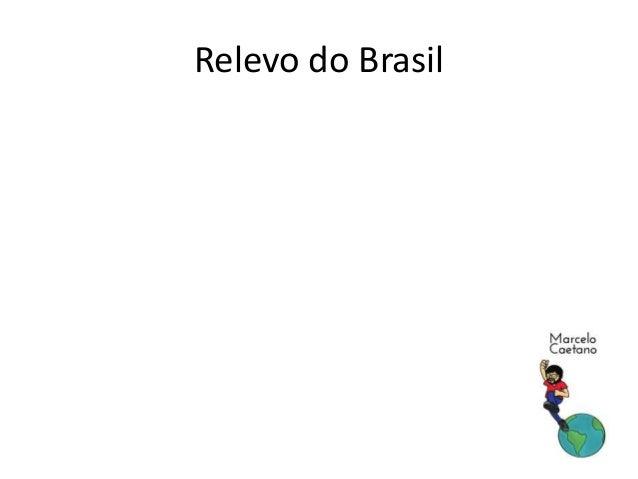 Relevo do Brasil