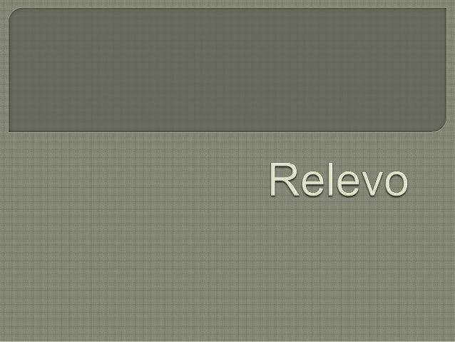  Introdução  Relevo:A  Definição  Formas de Relevo Cadeia de Montanhas II. Planaltos III. Depressões IV. Planícies I.  ...