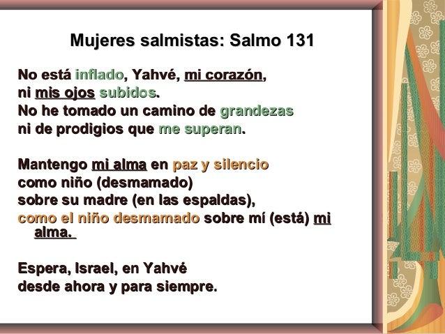 Releyendo El Libro De Los Salmos