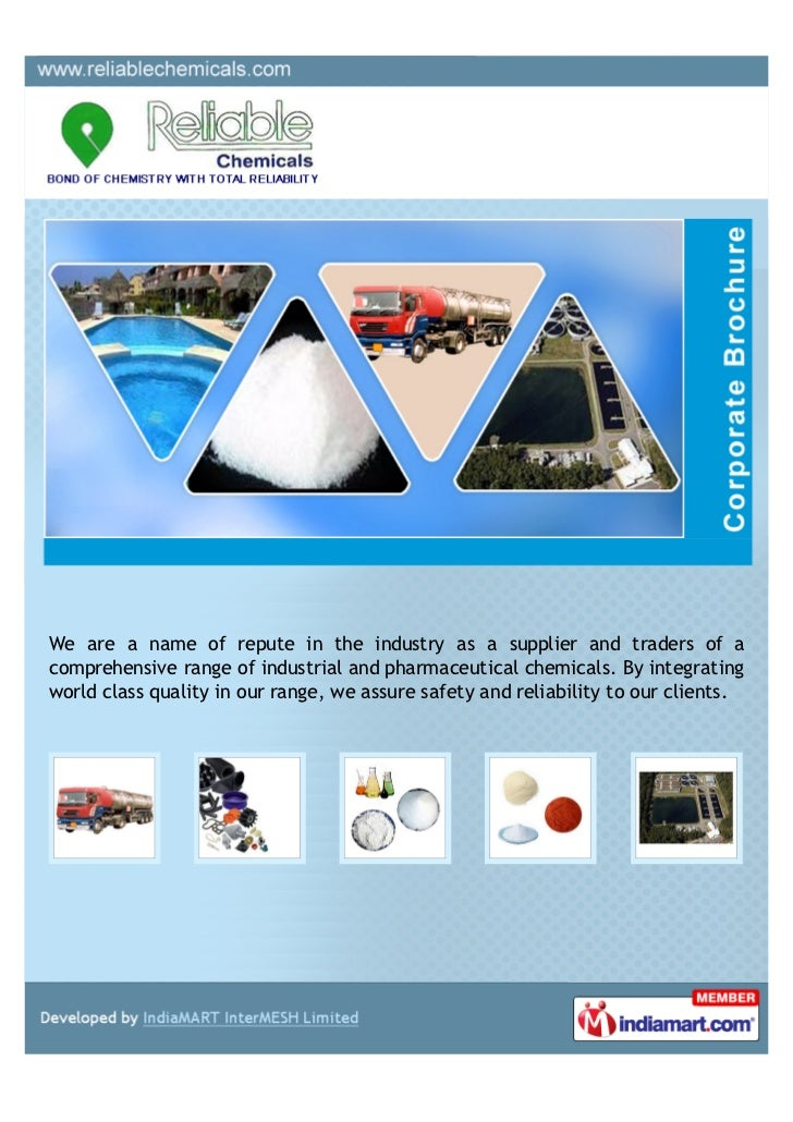 We are a name of repute in the industry as a supplier and traders of acomprehensive range of industrial and pharmaceutical...