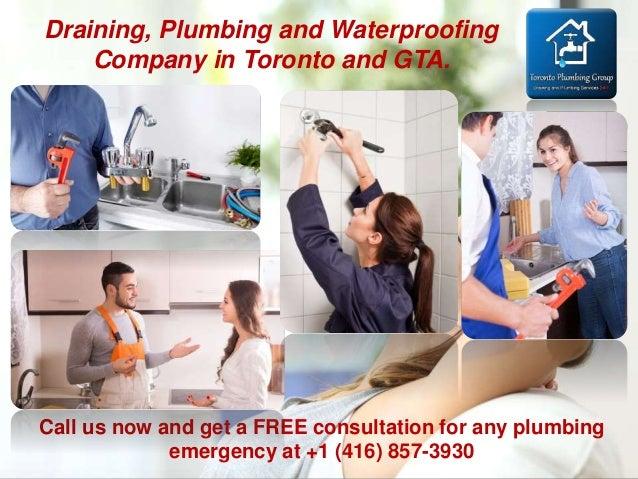 Trusted Plumbing Service Toronto