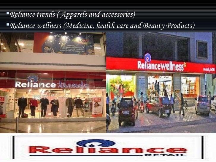 Reliance Retail SWOT Analysis, Competitors & USP