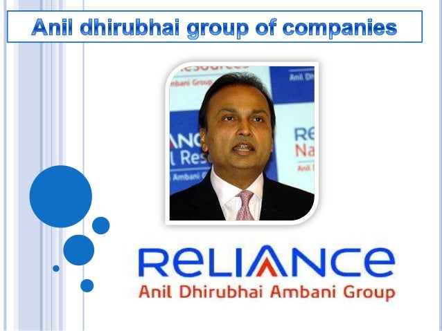 research on reliance group of industries Proof: ril's total assets are worth 90 billion usd tcs' total assets are worth  1308  the tata and reliance groups present an interesting study in contrasts.