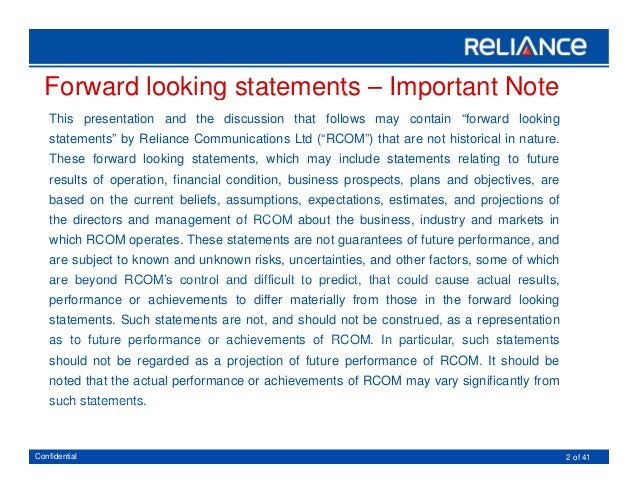 objectives of reliance communications Until funding becomes more clear, once can only say the merger is just another  way of surviving for both reliance communications and aircel.