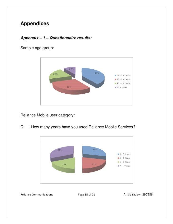Interview results dissertation