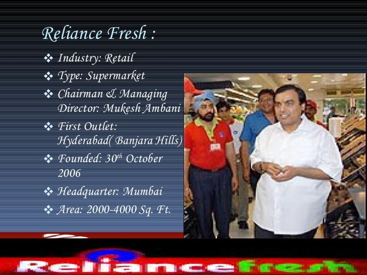 Reliance Industries Ltd.