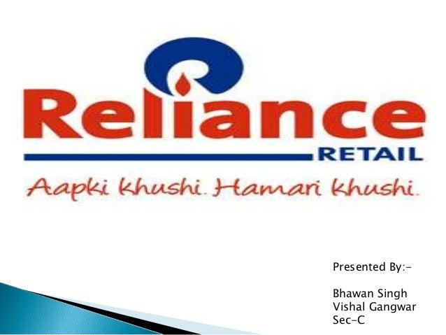 Reliance Fresh Logo