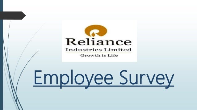 Hr practices in reliance industries